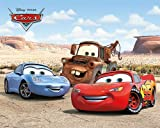 Cars - Best Friends - Disney Mini Poster - Grösse 50x40 cm