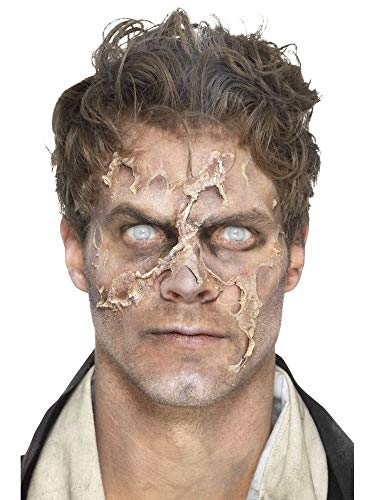 shoperama Flüssig-Latex ammoniakfrei 29,5 ml für Narben Falten Wunden Make-up Special 3D FX Zombie Untoter Halloween Horror Latexmilch ()