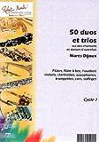 DIJOUX M. - Duos et Trios