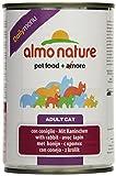 Almo Nature Daily Menu Katzenfutter mit Kaninchen (24 x 400 g)