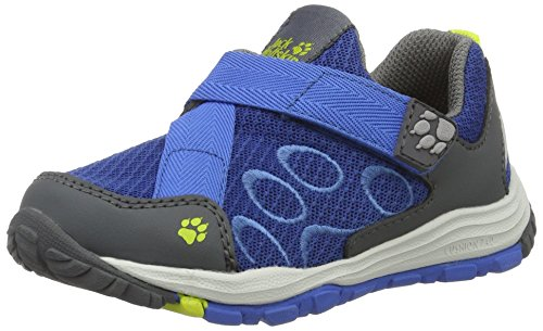3ab6a71a3906 Jack Wolfskin Monterey Ride Vc Low K, Sneakers Basses Mixte Enfant