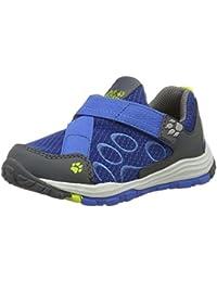 Jack Wolfskin Unisex-Kinder Monterey Ride Vc Low K Sneaker