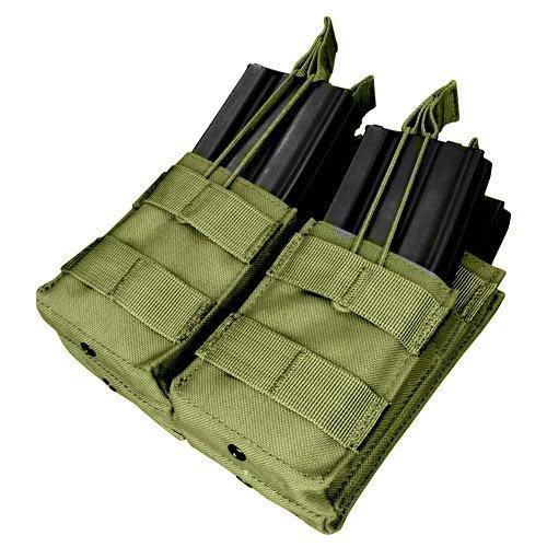 Condor Doppel Stacker M4 / M16 Magazintasche Oliv Drab -