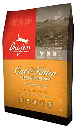 ORIJEN Cat & kitten 340gr - Alimenti secchi grain free per gatti