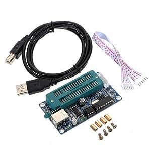 K150 ICSP USB PIC Programmation automatique Développer programmeur microcontrôleur