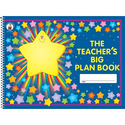 The Teacher's Big Plan Book