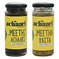 The Achaari Homemade Mango Pickles (Meethi Achaari & Meetha Raita)