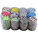 Flair 9cm Paper Cupcake Liners, Cupcake Mould, for Cupcake, Tarts, Muffins- Pack of 1200pcs