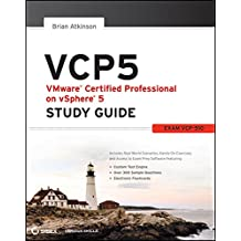[(VCP5 VMware Certified Professional on VSphere 5 Study Guide : Exam VCP-510)] [By (author) Brian Atkinson ] published on (June, 2012)
