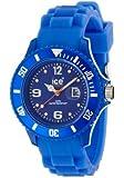 ICE-Watch - Montre Mixte - Quartz Analogique - Ice-Forever - Blue - Small - Cadran Bleu - Bracelet Silicone Bleu - SI.BE.S.S.09