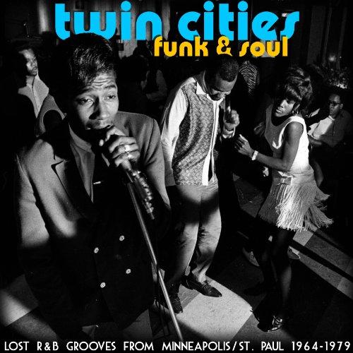 Twin Cities Funk & Soul- Lost R&B Groove