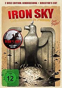 Iron Sky - Wir kommen in Frieden - 2-Disc Edition: Kinofassung + Director's Cut [2 DVDs]