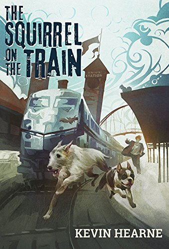 The Squirrel on the Train (Oberon's Meaty Mysteries)