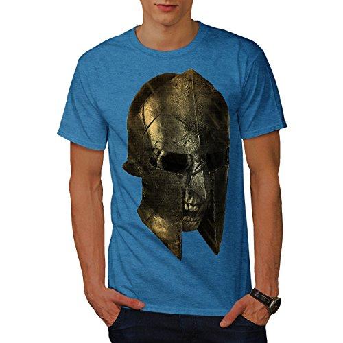 Schädel Sparta Krieger Schlacht 300 Herren XXXXXL T-shirt | Wellcoda (Krieger-schädel-t-shirt)