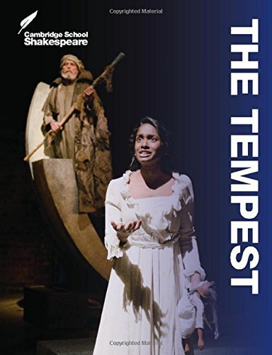 The Tempest (Cambridge School Shakespeare) 3rd edition by Gibson, Rex (2014) Paperback