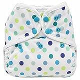 Windelabdeckung, Überhose aus Stoff für Neugeborene, Babys und Kleinkinder, wiederverwendbar, waschbar, verstellbar (C09)