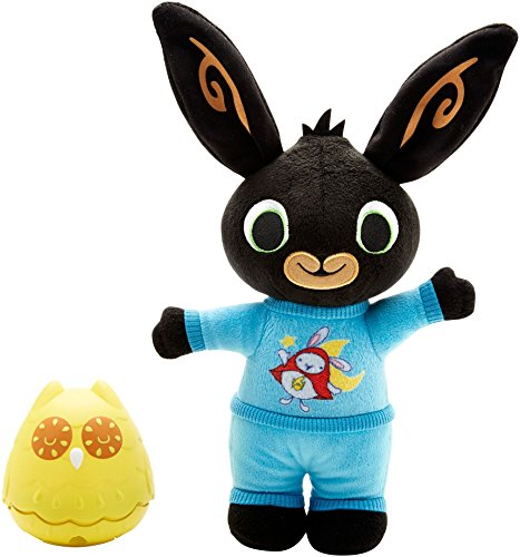 Fisher-Price Muñeco Bedtime and Owly Nightlight (Mattel DKR41)