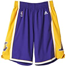 nuovo prodotto 68ec5 64df7 Amazon.it: Los Angeles Lakers - adidas