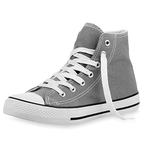 Japado - Chaussures De Gymnastique Basses Grises Pour Femmes