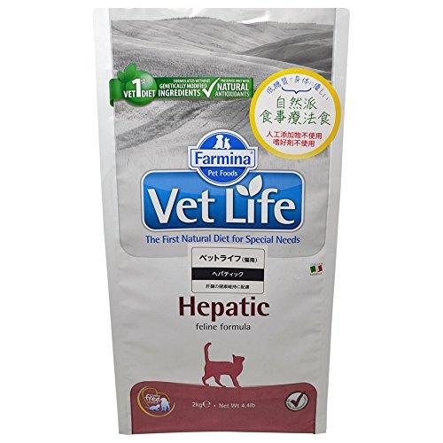 Farmina Vet Life Feline Hepatic - 1113-2 kg