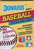 Best Baseball Card Packs - 1991 Donruss Series 1 Baseball Card Pack Review