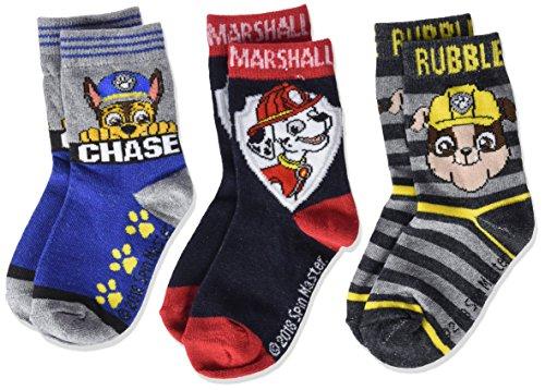 Nickelodeon Boy's Paw Patrol Socks