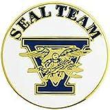 EagleEmblems P14992 Pin-Usn,Seal Team,05 (15/16'')