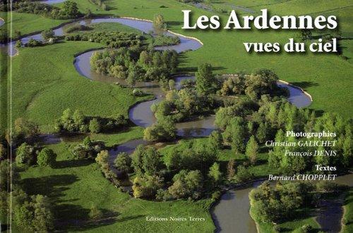 Les Ardennes vues du ciel