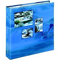 Hama Memo Singo106259 - Álbum de fotos (para 200 fotos de 10 x 15 cm), color azul