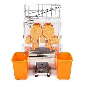 Vevor extracteur de jus jus centrifugeuse commerciale lectrique presse fruit orange squeezer - Extracteur de jus amazon ...