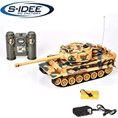 s-idee® 22003 Battle 99808 KingTiger