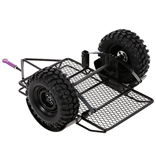 Goolsky Trailer Car Hopper Trail For 1 10 Traxxas Hsp Redcat Rc4wd Tamiya Axial Scx10 D90 Hpi Rc Crawler Car Diy Buy Online In Cayman Islands At Cayman Desertcart Com Productid 81221535