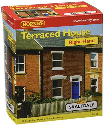 Hornby r8622 Skaledale Calibre 00 R/H Mid Terrasses House