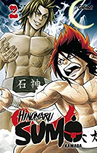 Hinomaru Sumo Edition simple Tome 2