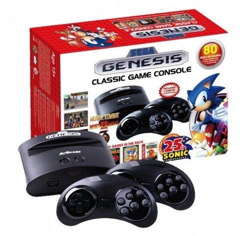 Foto de Consola Retro Sega Mega Drive Wireless - Edición Sonic 25th