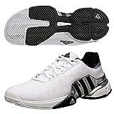 adidas Barricade 9Scarpe da Tennis–SS15, Bianco