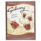 Galaxy Chocolate Advent Calendar, 110 g, Pack of 5
