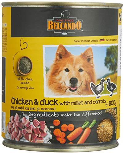 BELCANDO Dog 800g Chicken+Duck