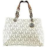 Michael Kors Women's Cynthia Medium Satchel Top-handle Bag