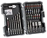 Bosch Professional35-teilig Metallbohrer und Bit-Set, 2607017328