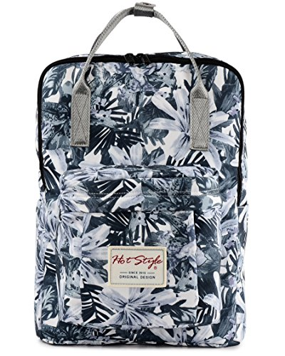 hotstyle-fashion-printed-bestie-liberty-floral-womens-laptop-backpack-daypack-for-school-grey