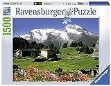 Ravensburger 16344 - Le Monal - Saint-Foy Tarent, 1500 Teile Puzzle