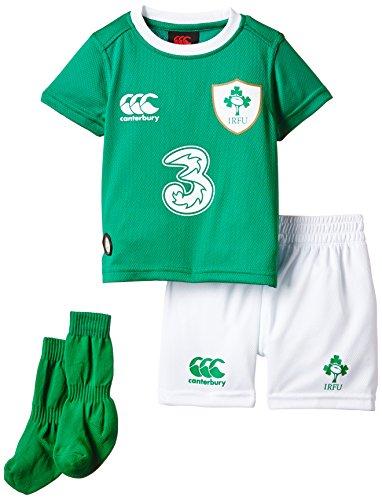 CANTERBURY Kleinkinder Irland Home Kit 4 Jahre grün (Rugby-shirts Kleinkinder)