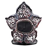 Wood.L Maschera di Fiori di cannibale, elmetto di Lattice Maschera di Halloween per Feste in Costume Cosplay per Adulti/Bambini/Uomini/Donne Friendly
