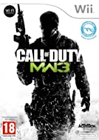 Activision WII CALL OF DUTY MW3 84207IT WII CALL OF DUTY MW 3