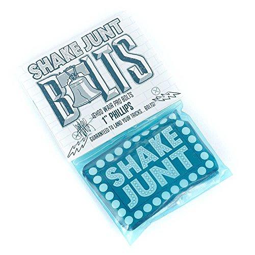 Shake Junt Ishod Wair Skateboard Schrauben Phillips 2,5cm Set von 8