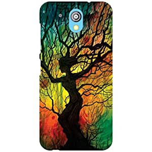 Back Cover For HTC Desire 526G Plus -(Printland)
