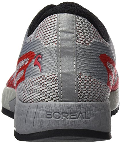Boreal Salsa–Chaussures Sportives Homme rouge