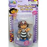 Figura Dora la Exploradora por el Mundo - Nueva Zelanda