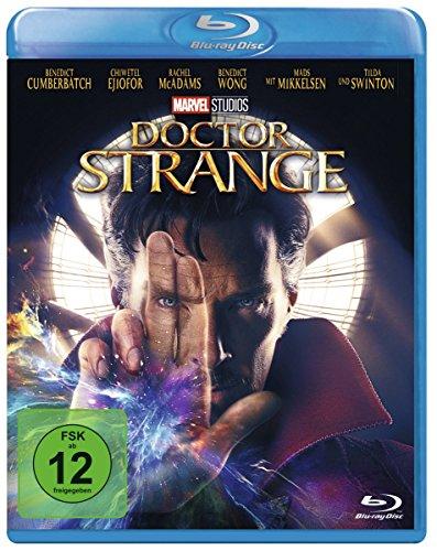 Produktbild Doctor Strange [Blu-ray]